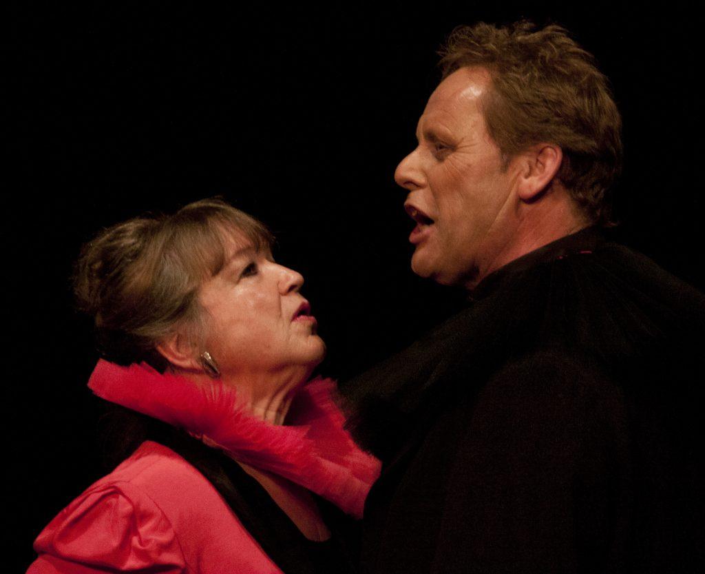 Betty van Meurs en Robert Bos